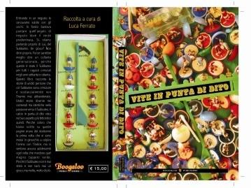 VITE A PUNTA DI DITO book