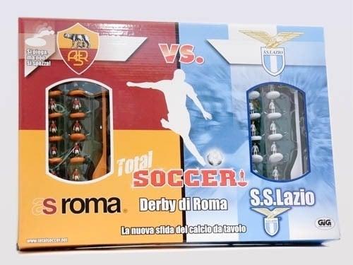 ROMA – LAZIO game set