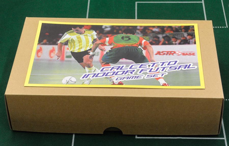 Soccer3D LW INDOOR FUTSAL Game set