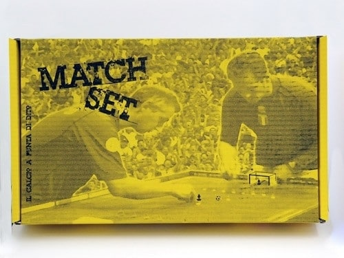 Soccer 3D OUTDOOR Game set