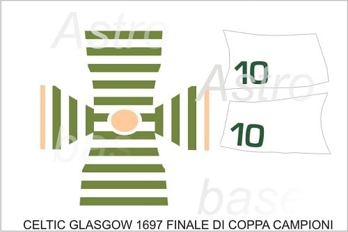 Celtic 1967 Champions Cup final
