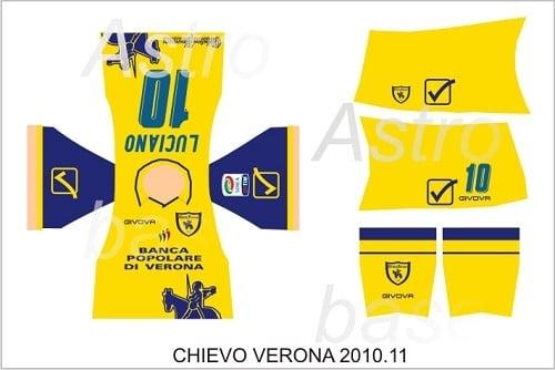 Chievo Verona 2010/2011