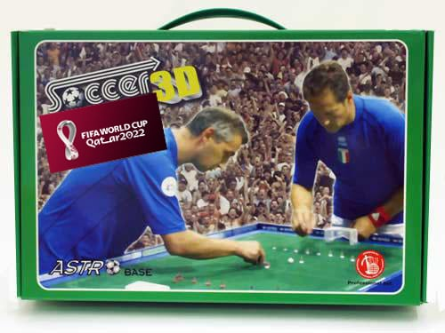 Soccer 3D QATAR 2022 WORLD CUP EDITION