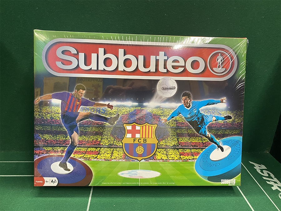 SPECIAL BARCELONA Game set