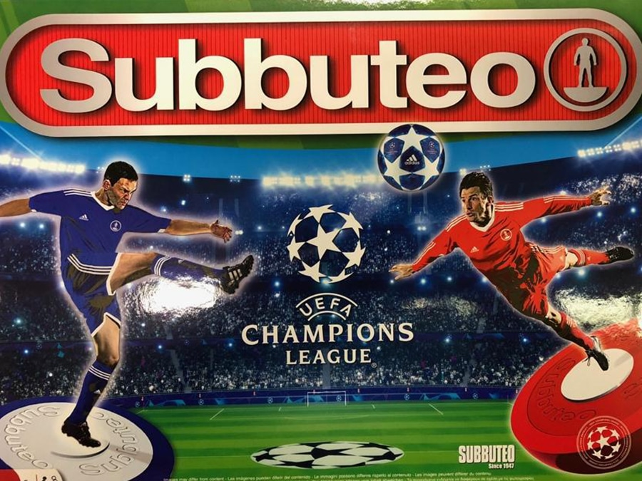 SPECIAL CHAMPIONS LEAGUE Game set