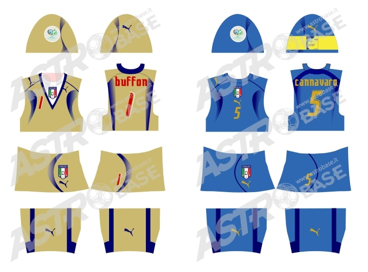 Italy 2006 World Champion