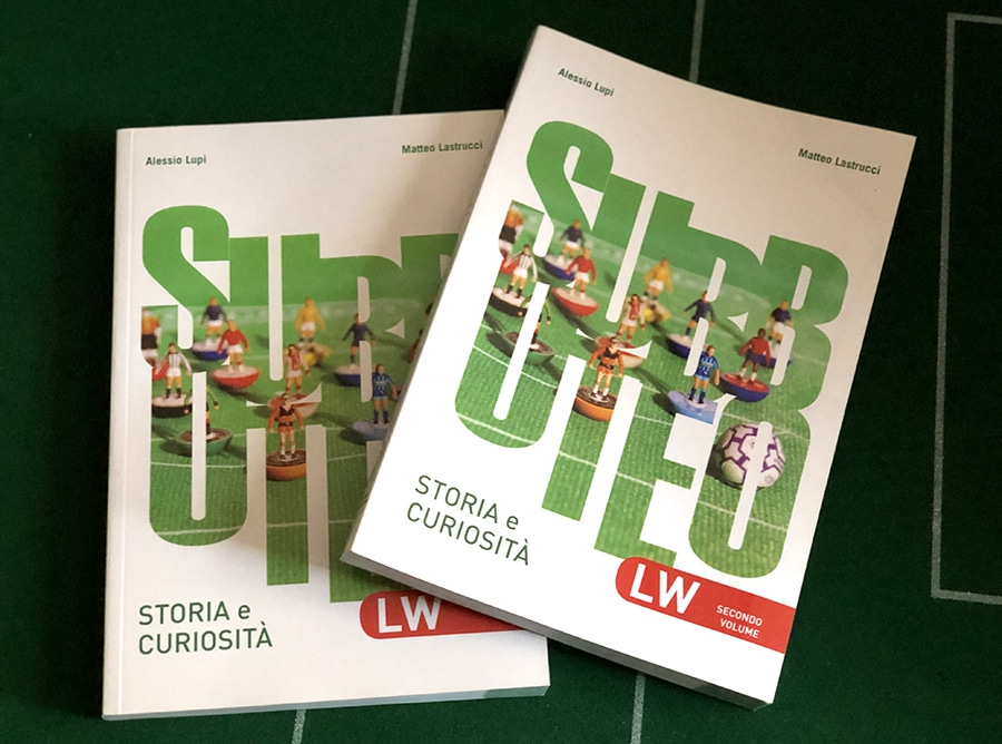 The COMPLETE LW and HW Subbuteo Teams catalogs
