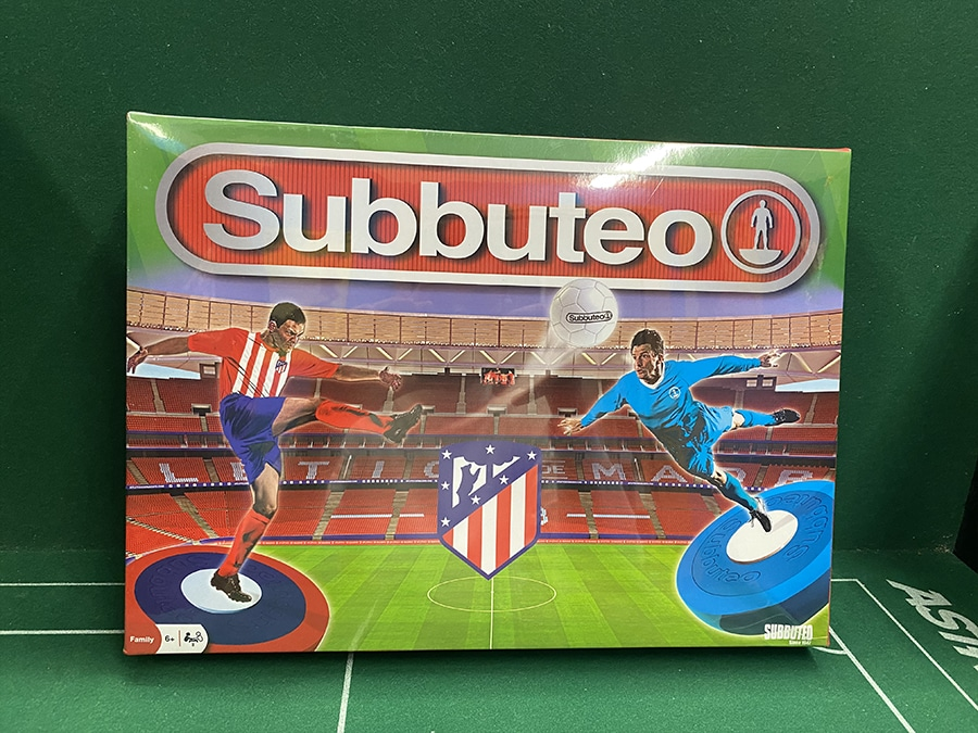 SPECIAL ATLETICO MADRID Game set