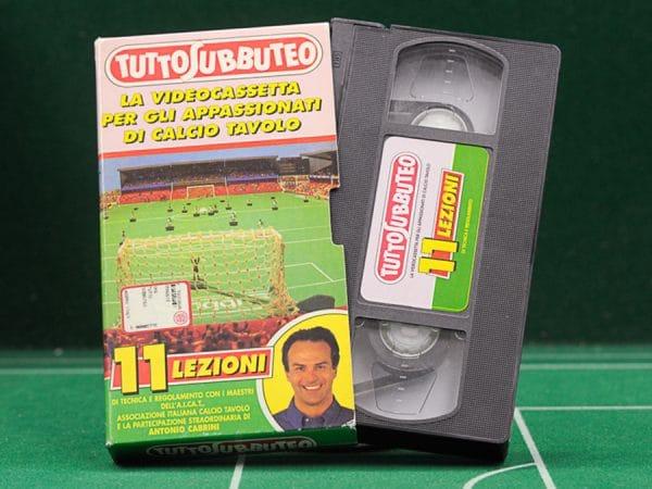 Videocassetta unica