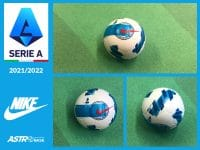 Serie A 2021/2022 Official Championship Ball